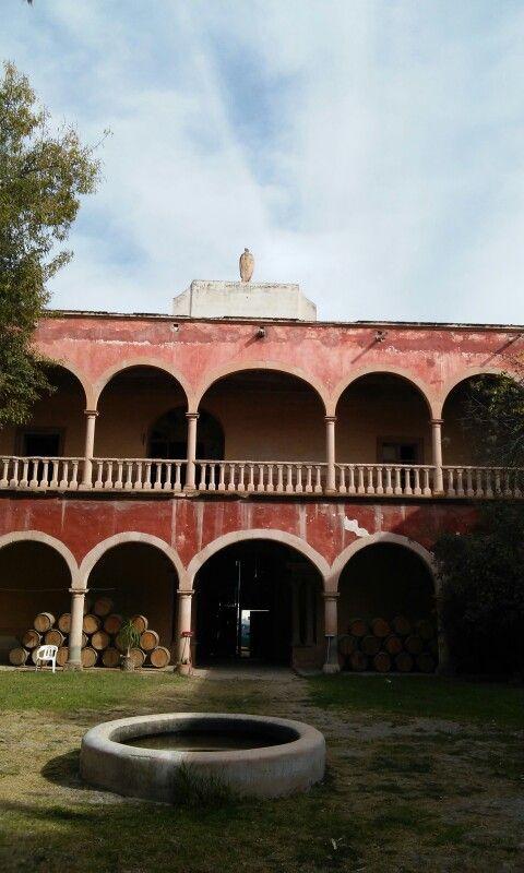 Ex-Hacienda De Jaral De Berrio