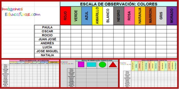 Registro de Observación Portada