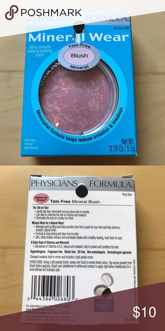 BNIP physician formula blush 0.19 reg size BNIP physician formula blush 0.19 reg size Physicians Formula Makeup Blush
