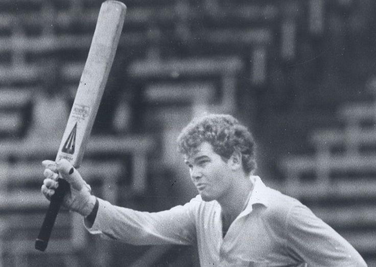 New Zealand cricket legend Martin Crowe has died