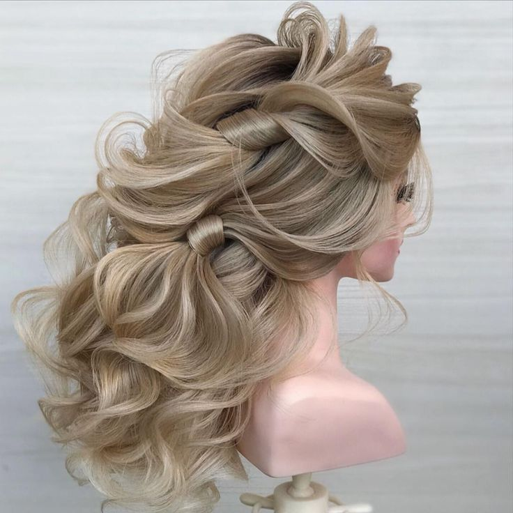 Curled Hairstyles