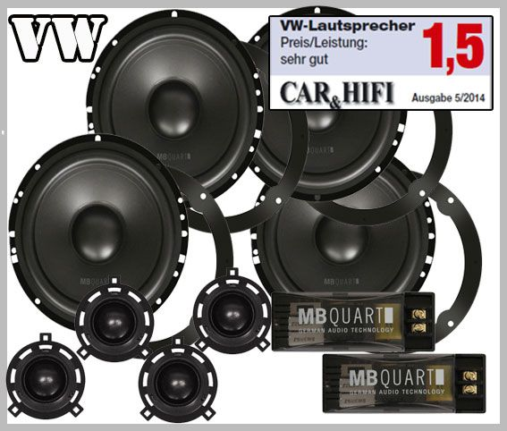 VW Golf VI car speakers German winner upgrade kit front - rear doors - http://www.car-hifi-radio-adapter.eu/en/car-speaker/vw/vw-golf-vi-car-speakers-german-winner-upgrade-kit.html https://www.pinterest.com/source/car-hifi-radio-adapter.eu/ Car Hifi Radio Adapter.eu
