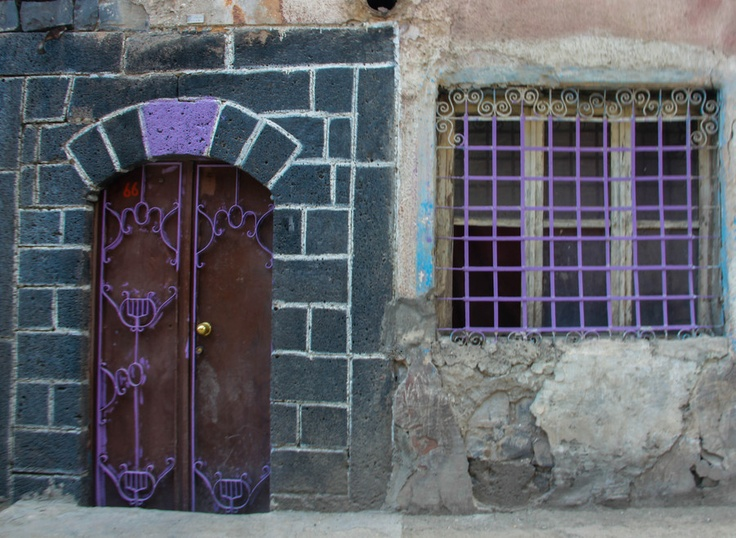 Doors of Diyarbakir