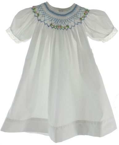 Girls White Dresses Boutique