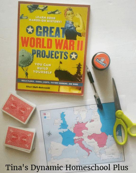 Best World War II Images On Pinterest Teaching Social Studies - Us history map activities world war 1