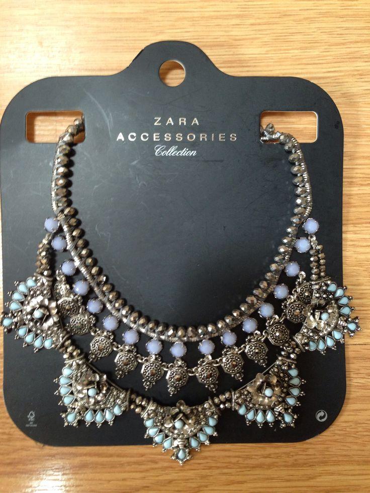 Zara necklace.... Gorgeous