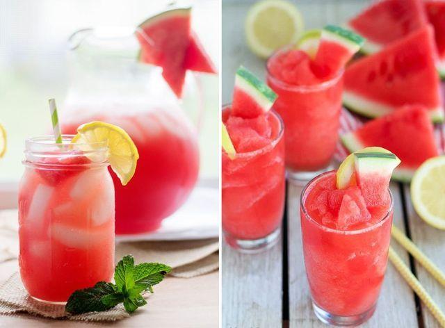 Finns det något somrigare än vattenmelon? Både färg och form är ju allt man förknippar med sommar, och häromdagen skuttade Tilda runt i en rösa tröja med vattenmelonsmönster – och en vattenmelonskiva