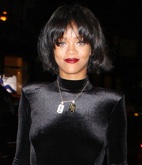 Rihanna News And Photos: Best 25+ Pageboy Haircut Ideas On Pinterest