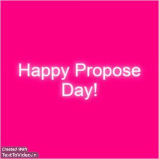 Happy Propose Day Wish GIF For Whatsapp - https://funnytube.in/happy-propose-day-wish-gif-for-whatsapp/
