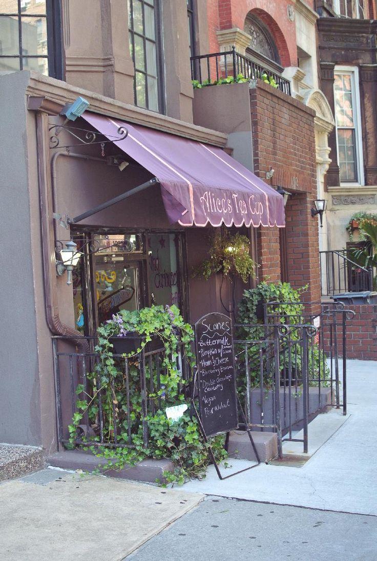 New York, Alice's Tea House