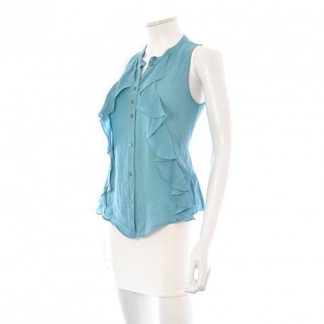 Shopper votre : Blouse - Filippa K à 14,99 € : Découvrez notre boutique en ligne : www.entre-copines.be   livraison gratuite dès 45 € d'achats ;)    L'expérience du neuf au prix de l'occassion ! N'hésitez pas à nous suivre. #Blouses & Tuniques, Soldes #Filippa K #fashion #secondhand #clothes #recyclage #greenlifestyle # Bonnes Affaires