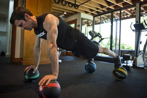 Тони Хортон фитнес тренер