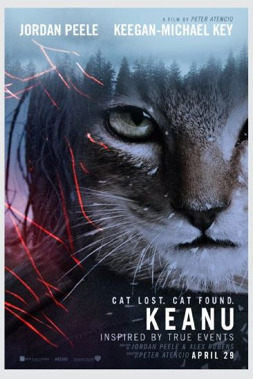 These Posters for Oscar Nominated Movies are Better With Keanu