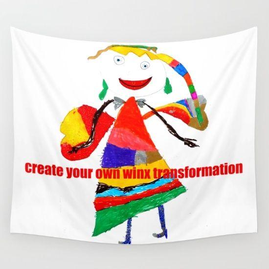 my @society6 shop  http://www.society6.com/azima  #society6promo #society6 #society6art #popart #yoga #reiki #popart #deco https://society6.com/product/fly-with-me-zat_tapestry#s6-4187811p42a55v412