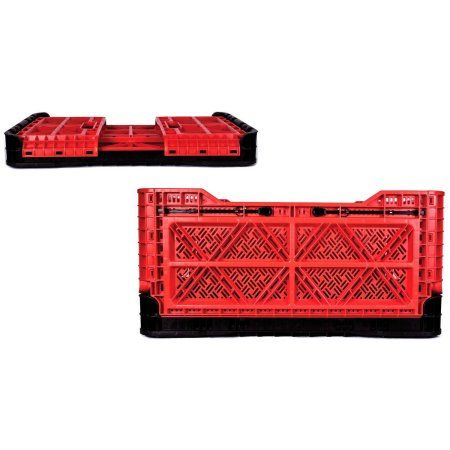 Big Ant Most Advanced Collapsible Crate, Orange