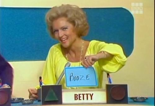 Idol Worship: A Hand-Curated Betty White GIF Therapy Post CHECK THIS OUT it's basically my pin board haha