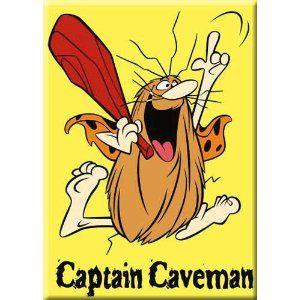 Captain Cavemaaaaaan!!!