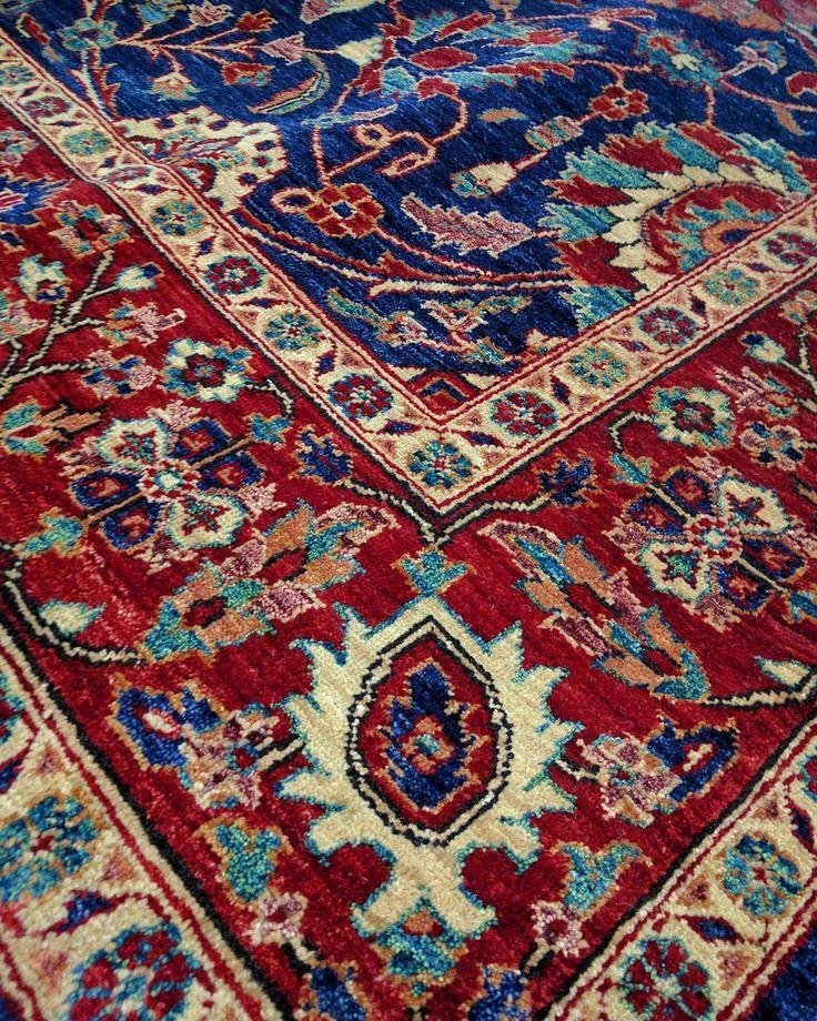 Brilliant veggie dye colours in this fine Chobi Ferihan!  #vegetabledye #chobi #ferihan #colours #rug #rugs #ruglife #Rozelle #sydney #sydneystyle #sydneylocal #interiordecor #interior #interiordesign #livingroomdecor #ihavethisthingwithrugs #decor #natural #designinspiration #carpets