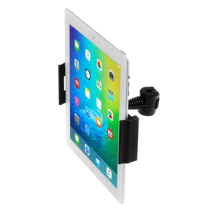 Tablet Car Mount Holder, iKross Tablet Backseat Headrest Car Mount Stand Snap-On #iKross