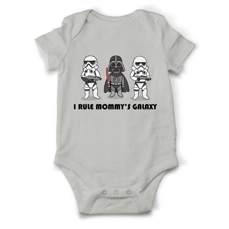 Star wars Baby boy onesie Mommy's Galaxy, Star Wars onesie, Jedi  baby clothes, Star wars baby outfit, Baby shower gift, Star wars boy shirt by OldCauldronGifts on Etsy