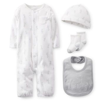 4-Piece Take-Me-Home Set carters online $16-26