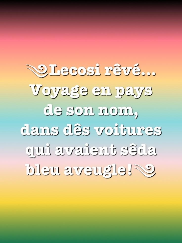 ༄M. Lecosi