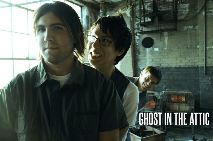 Check out Ghost In The Attic on ReverbNation