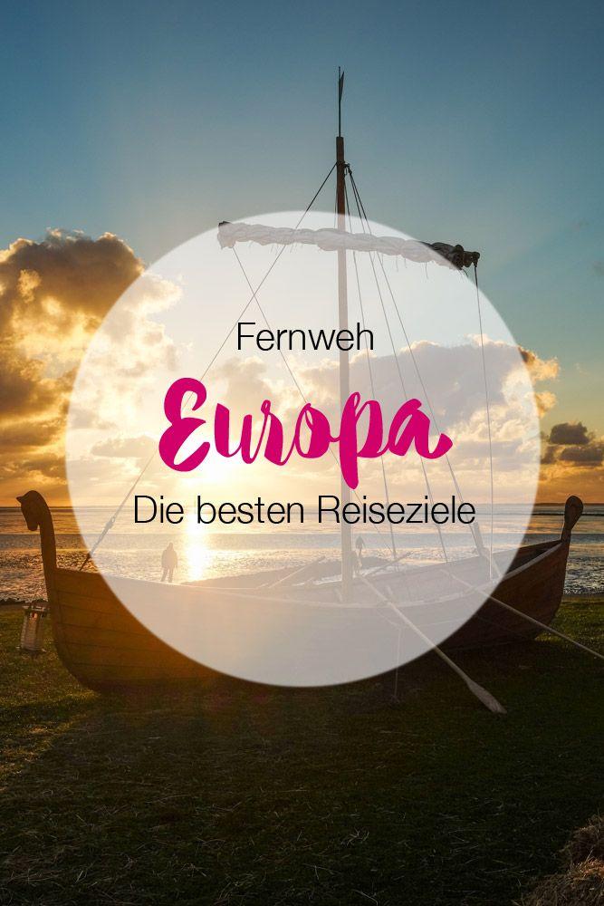 Fernweh Europa | Die besten Reiseziele - cover