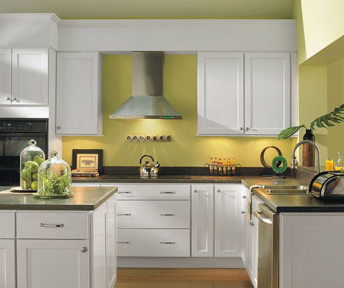Top 25 ideas about Contemporary Kitchens - Diamond at Lowe's on ...