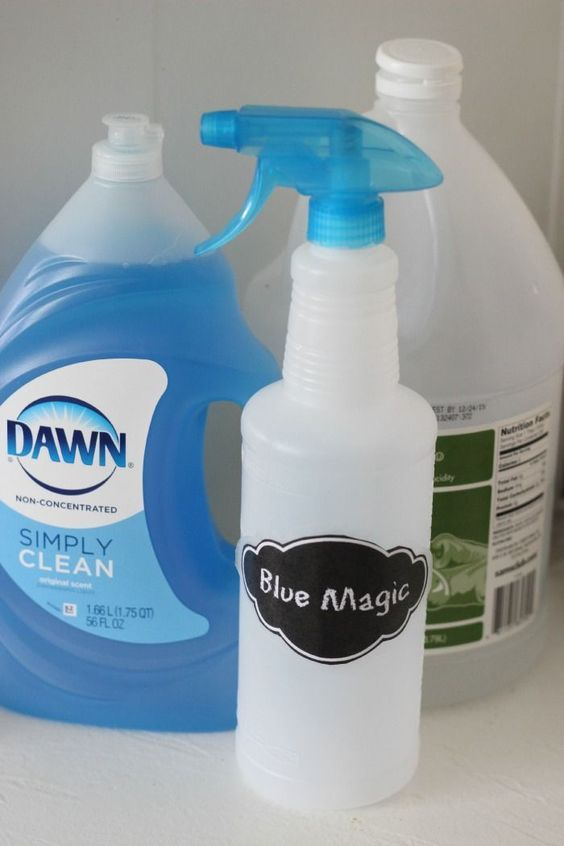 Easy Diy Soap Scum And Bath Tub Cleaner Cleaning