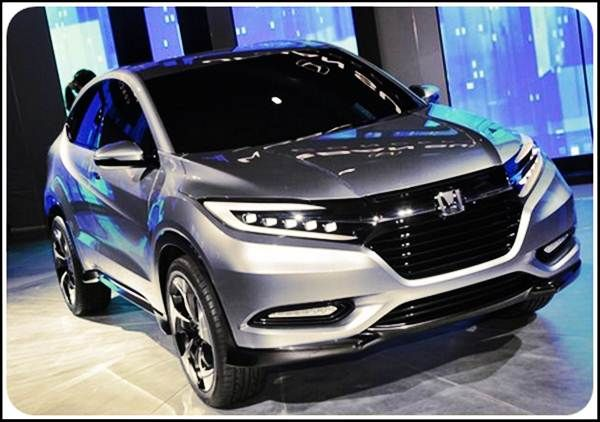 2017 Honda CR-V Redesign