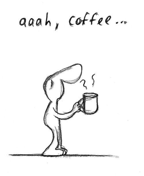 love coffee, its magically delicious.  thegeeteredcoffeeFIEND.