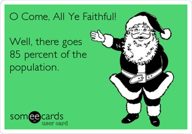 10 Christmas Jokes