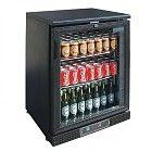 Polar Bar koelkast met deur 87x60x53,5 cm - LAAG MODEL