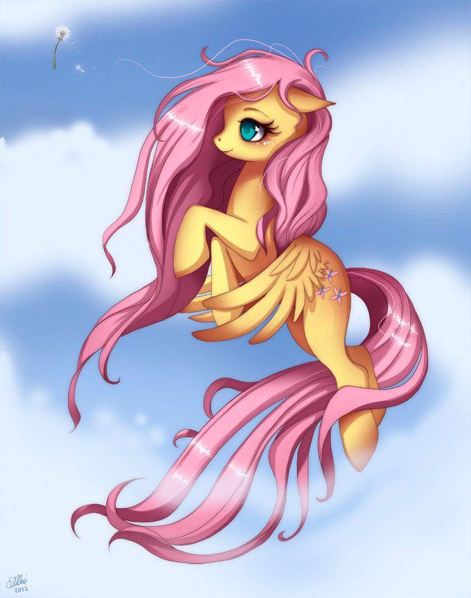 Картинки для девочек красивые пони