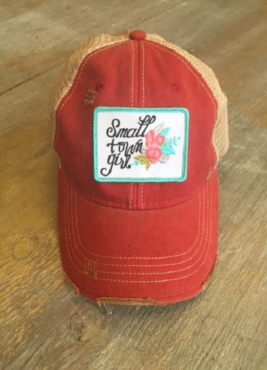 Judith March Small Town Girl Hat