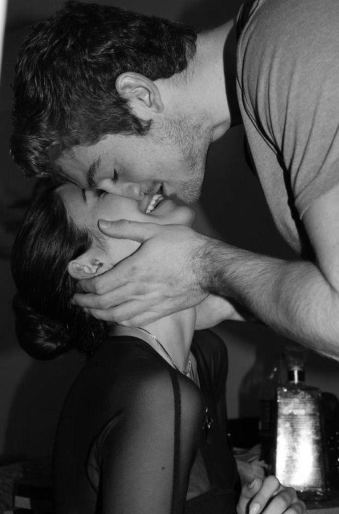 Smile #kiss #love #couple #amore