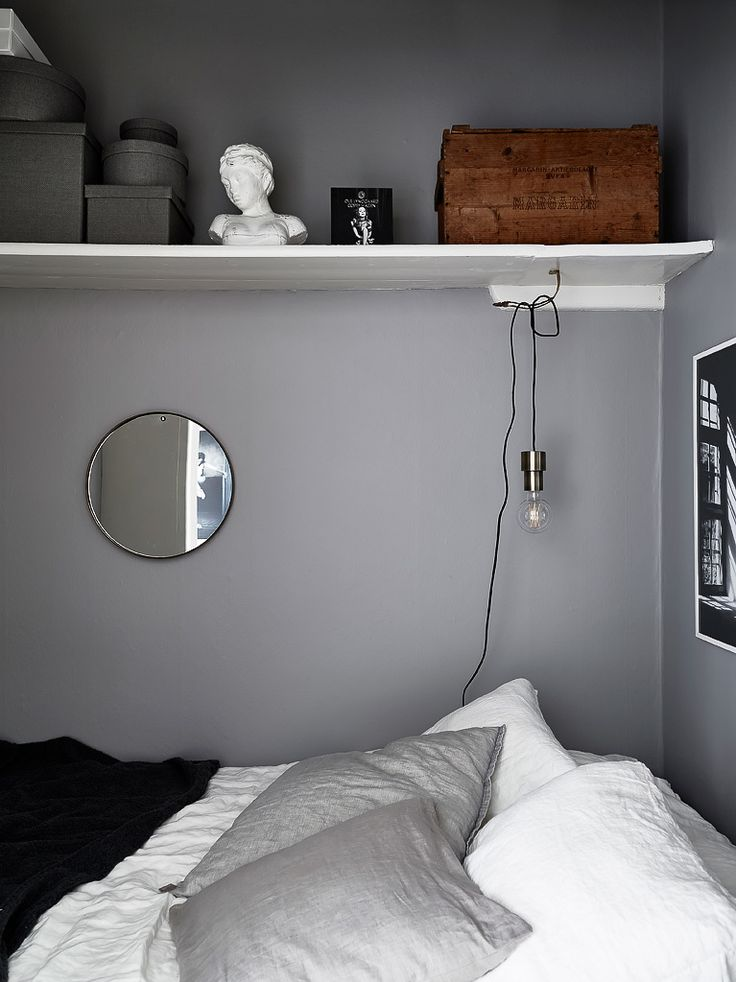 När man bor i en etta så vill man verkligen ta tillvara på varje kvadratmeter man har. Såg denna lösning på inbyggd säng hos Entrance mäkleri som var riktigt snygg. Här har man byggt...