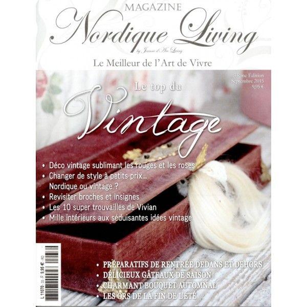 131 best Magazine Nordique Living- Jeanne d\'Arc Living - http ...