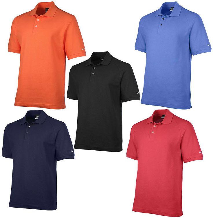 Nike Men's Golf Cotton Polo