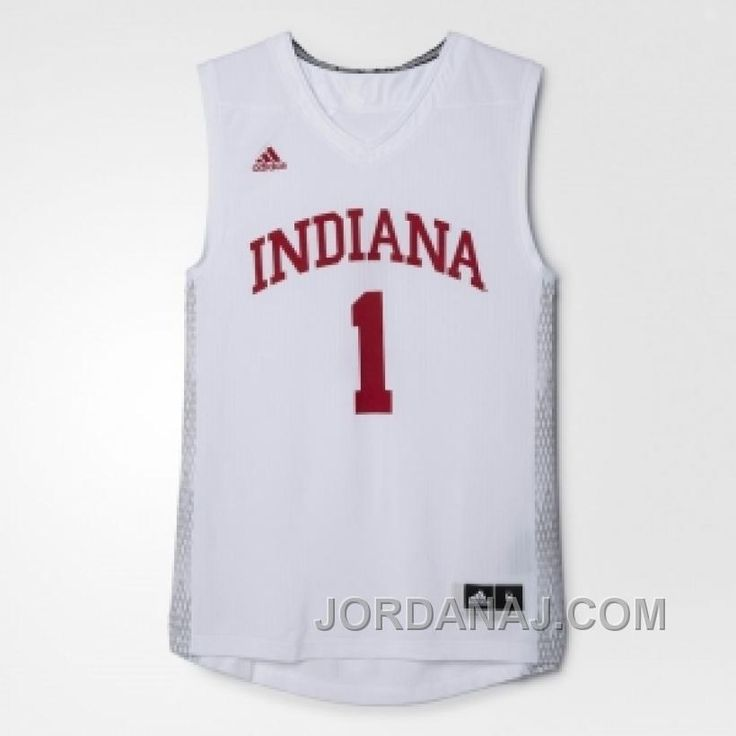 Hoosiers Iced Out Replica Jersey Multi