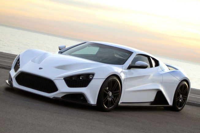Captivating Top 10 Fastest Cars In The World 2016