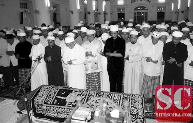 Panduan Sholat Jenazah | Bacaan Doa dan Tata Cara