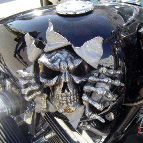 (15) Одноклассники. Skull, Biker, Motorcycle, Fashion, Men, Women, Hot, Cool.