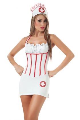 Head Nurse Hottie Costume