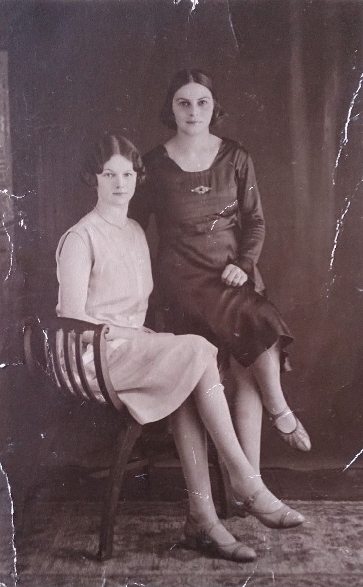 Grandmother (lady on the right)