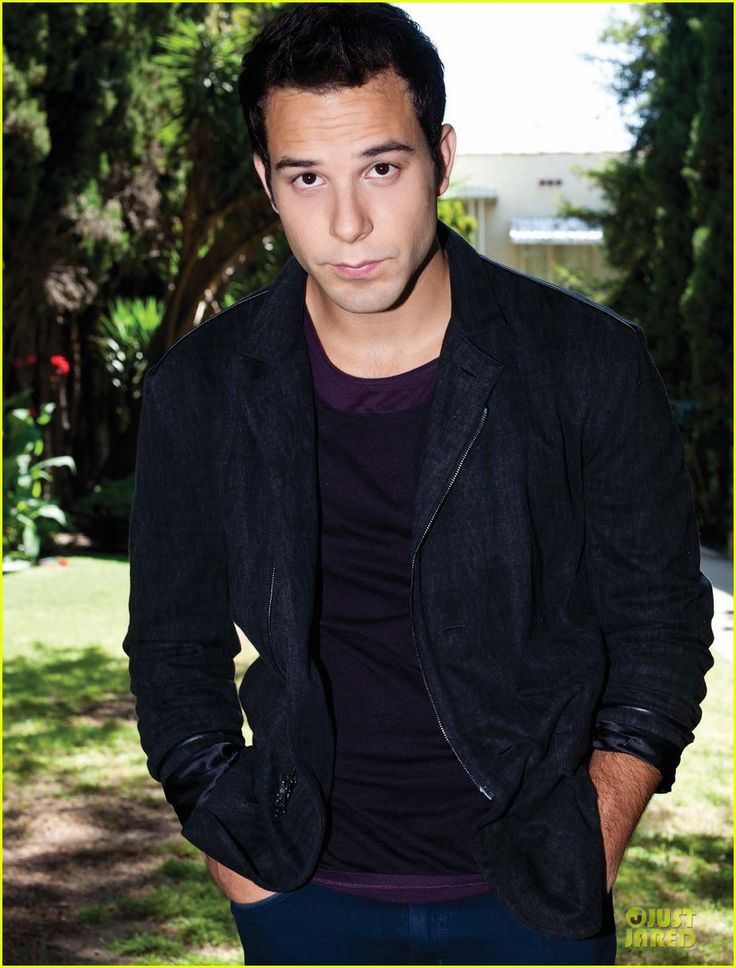 "My new favorite - Skylar Astin from Pitch Perfect. ""The guy next door"""