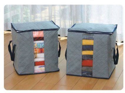 Fabric Garment Cloth Dust Proof Cover Storage Bag $6.34 Shipped! - http://couponingforfreebies.com/fabric-garment-cloth-dust-proof-cover-storage-bag-6-34-shipped/