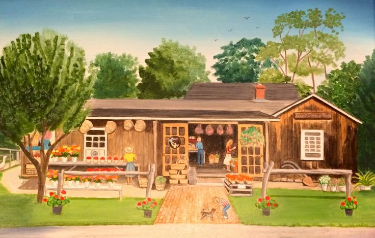 Round Swamp Farm Ann Stanwell Farm stand, Local