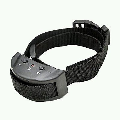 Pet Trainer IS-PET853 Anti Bark Electric Collar for Small or Medium Dogs New